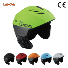 Factory supply Ski Helmet With Visor with EN1077 approval