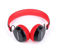 Wireless bluetooth microphone headset 4.1metal headband bluetooth kid headphone
