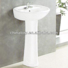 Sanitary Ware China Bathroom Set Small Washing Hand Basin Sizes