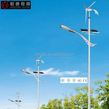IP65 IP Rating and Street Lights Item Type cheap 18w solar wind led street lights price list with CE
