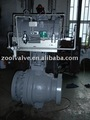 202B soft seated ball valve