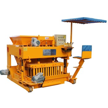 YLF6-30 block machine making concrete bricks