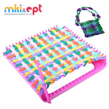 New stylel diy easy knit weaving bead machine toy for sale