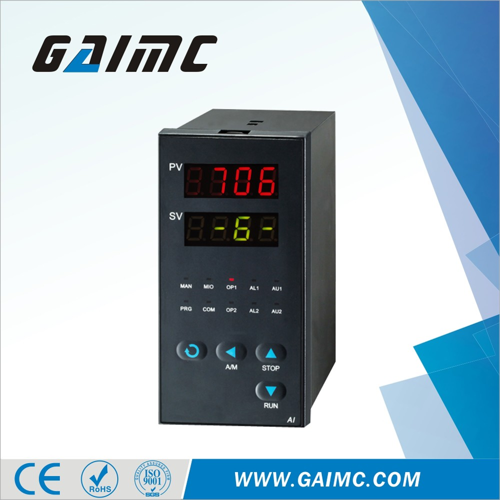 GTC604 Din <strong>rail</strong> RS485 alarming temperature controller