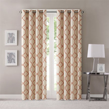 Indian style linen curtain home goods elephant shower french window curtains