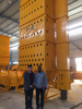 High output grain dryer / paddy dryers