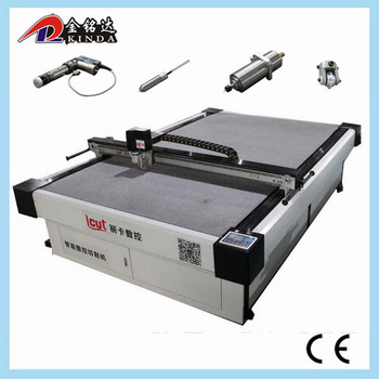 automatic corrugated box die cutting machine with Vibrating Blade