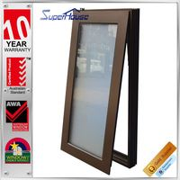 Australian standard hurricane impact chain winder heat resistant windows