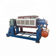 waste paper pulp moulding tray production line /egg tray making machine