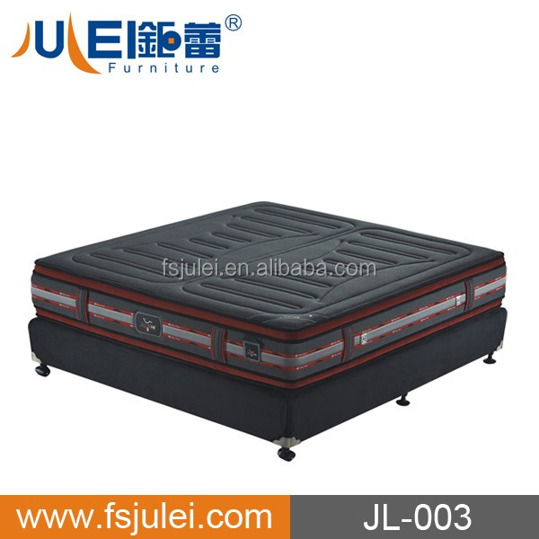 modern thick health care ripple sleepwell supreme foam mattress JL-003