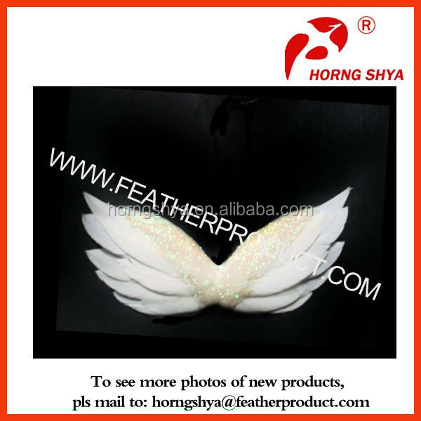 Wholesale Small White Angel Fairy Butterfly Wings-