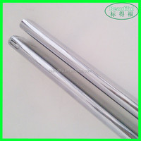 Shopfitting Oval Metal Tube