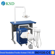 Dental Electric Simulation Practice System /Plantom Head/dental phantom table