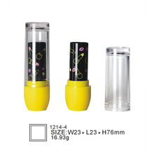 1214-4 LCHEAR brand wholesale Ultramodern Pop Push Open Empty Lipstick Tube For Ladies