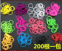 Hot sell DIY loom kits bandz Loom Rubber Bands Dots Loom Bands Refills
