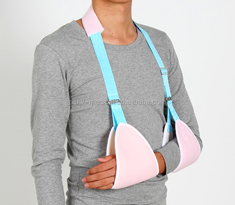 Physical Therapy Meidcal Arm Sling Support