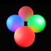 New arrival colorful Led Golf ball/Golf flashing ball