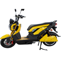1500W Teenager High Speed Electronic Motorcycle