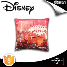 Disney factory 2016 cheap wholesale decorative pillows plush fabric