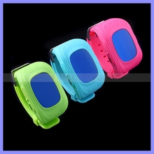 Sos Function Child Cell Phone Watch For Kids Watch Mobile Phone With Free Tracking Platform Kids GPS Tracking Watch