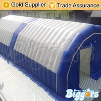 Giant Arch Tunnel Commercial Inflatable Tent for Event Exhibition
