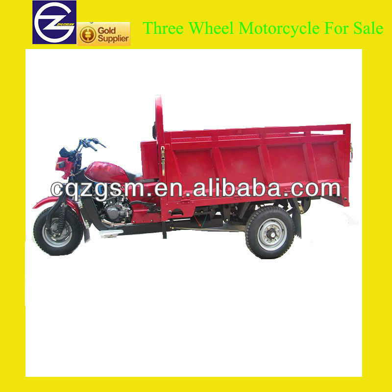 2014 New Model 200CC Three Wheel Motorcycle For Sale