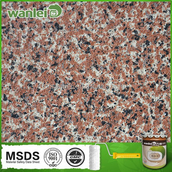 WANLEI Paint Spray Nozzle Enternal Granite Wall Paint