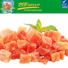 Frozen vegetable IQF dices tomato four season foods export