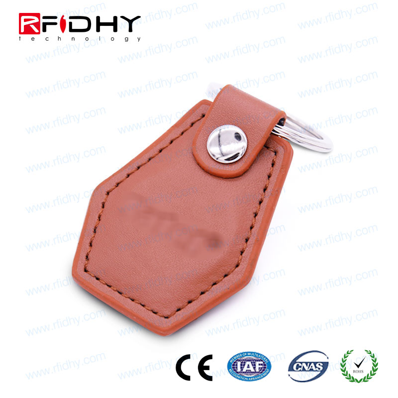 With An Iron Ring rfid proximity key fobs for door entry for Car Parking System