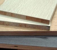 4x8 18mm 30mm indonesian falcata bare core melamine block board plywood for furniture
