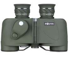 Hunting distance measuring 8x30 long range binoculars