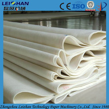 Leizhan sell 2017 high quality paper machine use paper felt with low price