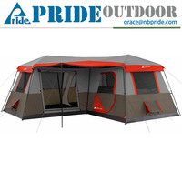 Cabin Camping Tents Image 3 Room Family Teepee Person Tent Camping 12 Person