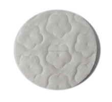 Round make up remover cotton pads
