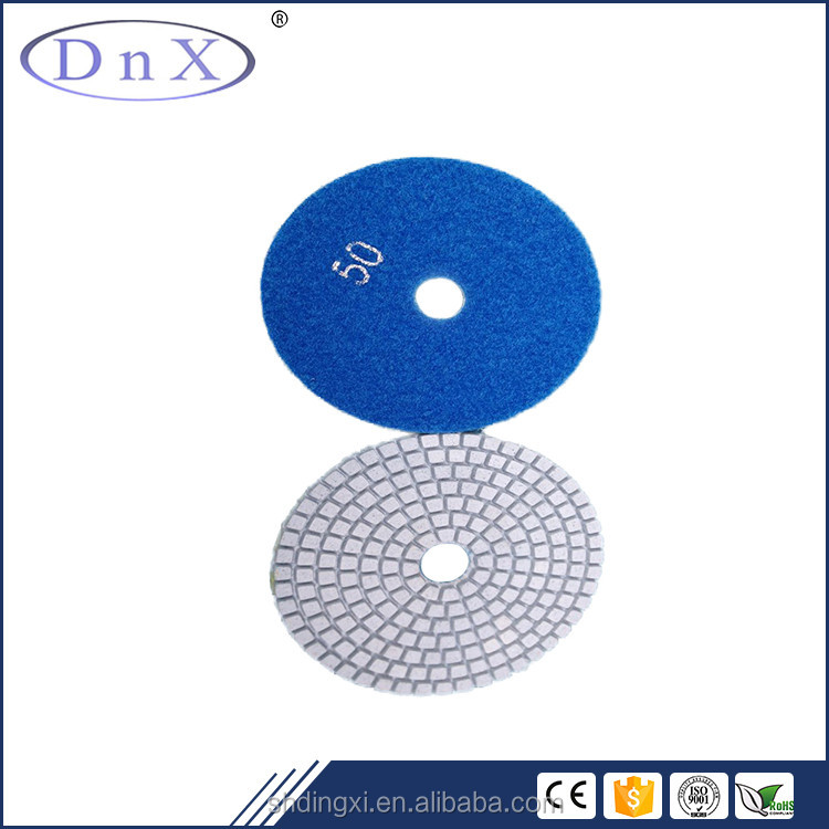 hand tools Wet Polishing Pad For Concrete Terrazzo Granite Marble Tile Grinding&Polishing Hand Grinder & Hand Polisher Tool Pad