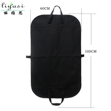 Foldable Polyester Zipper Suit Cover Garment Bag