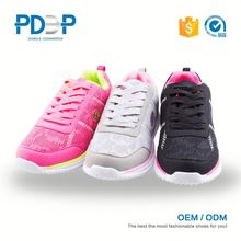 Comfortable high quality custom women athletic shoes