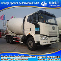 Customized top sell chinese model cement mixer truck concrete mixer truck price