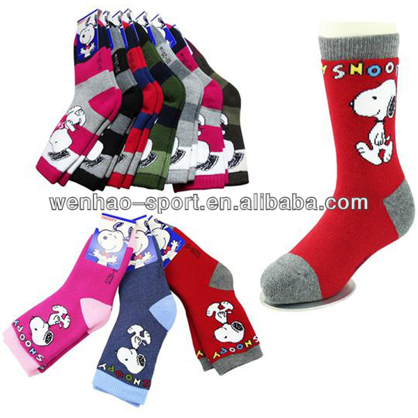 2014 fashion red animal sex girls socks