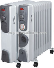 radiator oil heater
