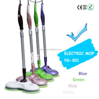New design Electric easy life 360 rotating spin magic mop