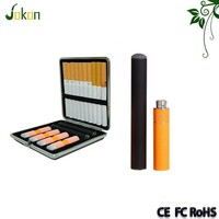 Safety ce fcc rohs rechargeable battery win cigarette with 200 puffs cartridge