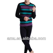 Thin Stylish Design mens thermal no brand underwear sexy long johns