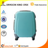 ABS PC Zipper Aluminum Frame Luggage/Cabin size suitcase/Tire case