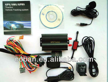 car/ taxi /truck veiculo rastreador GPS with gps web based tracking software