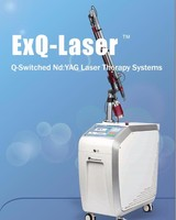 * sq-3 good price!! beauty device tattoo remove laser machine/q switch nd yag laser with ce