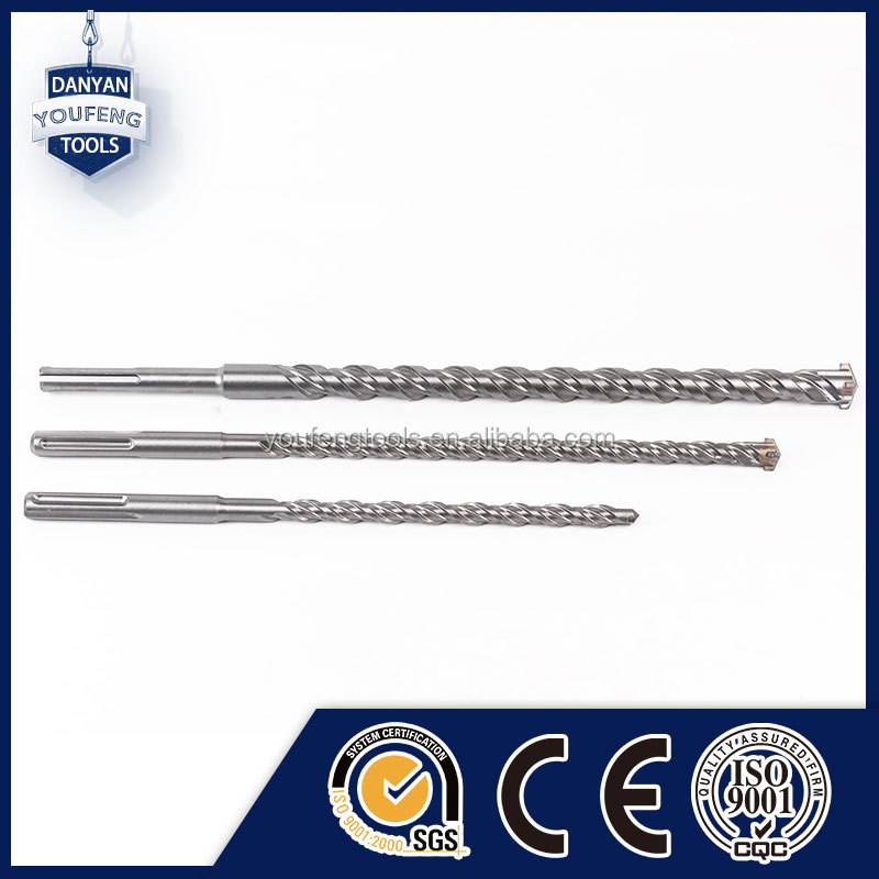 Similar Products Contact Supplier Leave Messages SDS Double Flutes Electric Hammer Drill Bits For Concrete