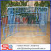 Many colors safty wire pet cage,stainless steel bar pet cage,sloping dog house ,steel folding dog cage.