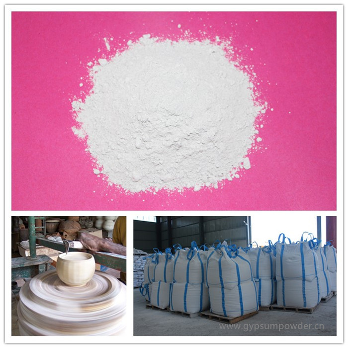 Hot selling Factory Professional Manufacturer Natural Pottery Plaster Gypsum