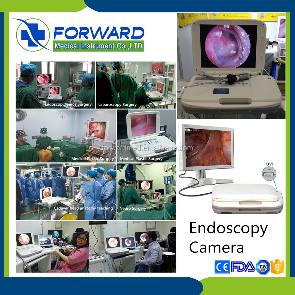 endoscope endoscopy laparoscopy / hysteroscope / cystoscope / arthroscope / Ent
